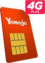 Activate your SIM | Yomojo